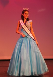 Miss Garner's Outstanding Young Miss