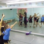dance workshop 2010 mini jazz b