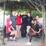 dance workshop 2010 seniors and instructors