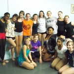 dance workshop 2010 sr elite and teens b