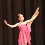 "Anna Marie's Solo ""God Speaking"""