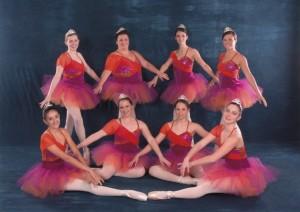 Senior Elite Ballet Company